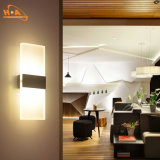 6W luz de acrílico de la decoración de la buena calidad LED para la sala de estar