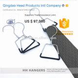 De Hanger van de Sjaal van de Band van de Draad van het Metaal van het Chroom van Hh, de Hanger van het Metaal voor Sjaal