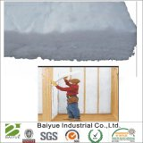 Ovatta termica termoresistente ecologica dell'isolamento del poliestere per l'uso della costruzione
