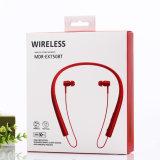 Hoofdtelefoon Bluetooth van het Ontwerp van het halsboord de Draadloze Stereo met A2dp de Functie van Avrcp