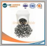 De Werktuigmachines van het Carbide van het wolfram Zagen Uiteinden