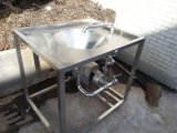 Industriële het Mengen zich van het Poeder van de Melk van het Gebruik Machine