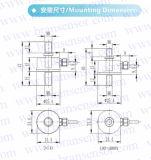Dinamómetro del sensor de la tensión y de la compresión (B303-R)