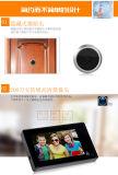 Monitor de alta resolução da câmera 4.3inch do Peephole do visor da porta de Digitas