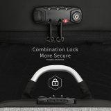 Водонепроницаемый против кражи зарядка через USB Tsa рюкзак блокировки подушки безопасности