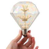 省エネMTX LEDの電球のセリウムST64は白い省エネ3W LEDの星明かりの球根の装飾の照明を暖める