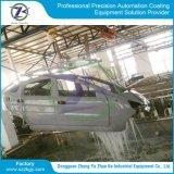 La ligne de production électrophorétique pour l'automobile de prétraitement de l'équipement électrophorétique personnalisé non standard