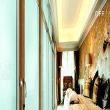 غرفة نوم حاجز عزلة زجاج ذكيّة مع فيلم ذكيّة كهربائيّة