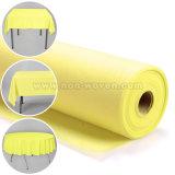 Nonwoven desechables Mantel 11# amarillo