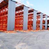 La estructura de bastidor de acero prefabricados proyecto llave en mano de casa en venta