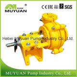 Goldmine-Rückstand, der Hochleistungsschlamm-Pumpe 4/3D handhabt