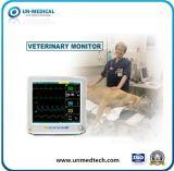 Veterinaria portátil de 12,1 pulgadas Monitor de paciente con ECG&PNI de SpO2&