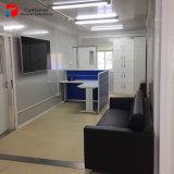 Modulares ökonomisches Behälter-vorfabrizierthaus/Büro
