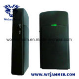 電話をかけてはいけないこれ以上の小型携帯電話のシグナルの妨害機(GSM DCS CDMA 3G)に