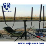 La banda de múltiples DCS CELULARES CDMA/GSM 3G 4G LTE2.4-5.8 Jammer señal WiFi
