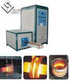 precio de fábrica de alta calidad con el calentamiento por inducción de la máquina para forjar metales