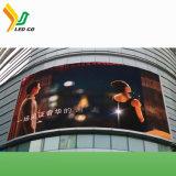 Écran extérieur chaud d'Afficheur LED de la vente P8 SMD pour la publicité