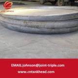 02-18 testa della parte inferiore piana di acciaio inossidabile per il contenitore a pressione 6800mm*18m