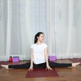Les femmes T-Shirt de sport de l'exécution Tops Lady Singlet raccord Tshirt respirant d'entraînement yoga