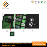 Sacchetto universale dell'azionamento del USB della cassa degli accessori di elettronica dell'organizzatore del cavo