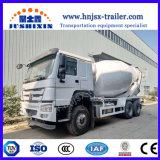 HOWO 6X4 371HP Heavy Concrete Cement Mixer Truck