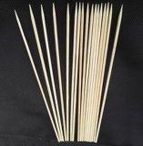 Bastone dello spiedo di Kebob del BBQ persiano di bambù rotondo degli spiedi/Bambu