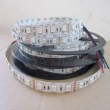 5050 striscia flessibile di 60LEDs/M 14.4W SMD LED per la decorazione dell'automobile