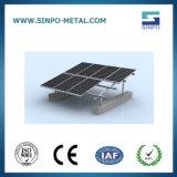 Composants de l'énergie solaire en aluminium de rail Mounitng