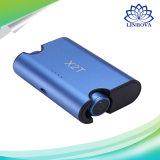 Écouteurs sans fil Bluetooth Twins X2T avec chargeur magnétique Case Cas pour téléphone mobile