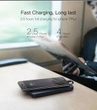 10000mAh Banco de potencia con el cable de carga para Android y ios los teléfonos móviles