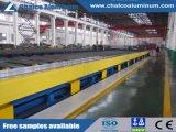 6082 de rechthoekige Vlakke Staaf van het Aluminium