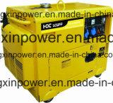Generatore diesel silenzioso (SG6500SE)