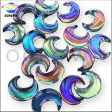 Het in het groot Pigment van het Kameleon van het Poeder van het Effect van de Kleur Veranderende voor de Deklaag van de Motor