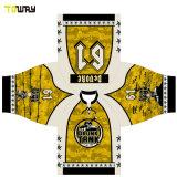 Abbigliamento Sportivo Personalizzato Sublimazione Reversibile Unique Ice Hockey Maglie