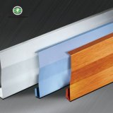Commerce de gros d'aluminium métallique de l'écran du panneau de plafond suspendu à la norme ISO9001