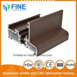Además el diseño de perfiles de aluminio para ventana en Foshan