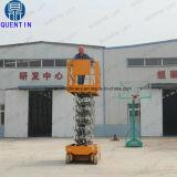 De gemotoriseerde Lift van de Schaar voor Lift 8m van de Schaar van de Verkoop Elektrische de Aku Gedreven Lift van de Mens van de Lift van de Schaar