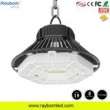 Sensor de luz do UFO 150 watts Warehouse LED de alta intensidade Industrial Bay
