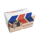 Caixa de papel dobrado personalizados com impressão em offset