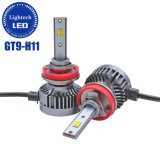 Calientes! ! China gt9 LED Auto H11 Faro de Lightech