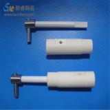 Pompa a pistone di ceramica dell'allumina resistente all'uso di ceramica tecnica di avanzamento Al2O3