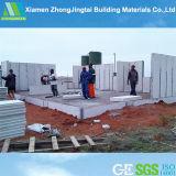 Material de Construção rápida do painel da parede do tipo sanduíche com marcação /SGS/Tuvcertificate