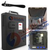 Valise de portable de type Détecteur d'explosifs pour l'hôtel, station, SD de sécurité de l'aéroport310