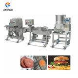 Les galettes de boeuf poulet industriel Hamburger Making Machine Vegetbale Pie formant la ligne