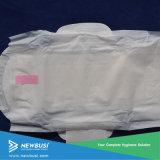 韓国の新製品の使い捨て可能な綿の女性の綿の衛生パッド