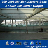 Q235B Steel usando a norma americana Span Construir