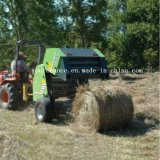 熱い販売の18-50HPトラクターのための小型円形の干し草の梱包機