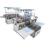 PLC 고생산성, 손쉬운 작동 수건 기계 완전 자동 테리 타월 머신 크로스 헴밍 레스토랑