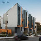 Prix compétitif mur rideau en aluminium/mur-rideau pour la maison