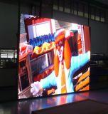 P3.912.98/P/P/P5.954.81 Location mur vidéo LED intérieure de l'écran pour afficher, de la scène, conférence